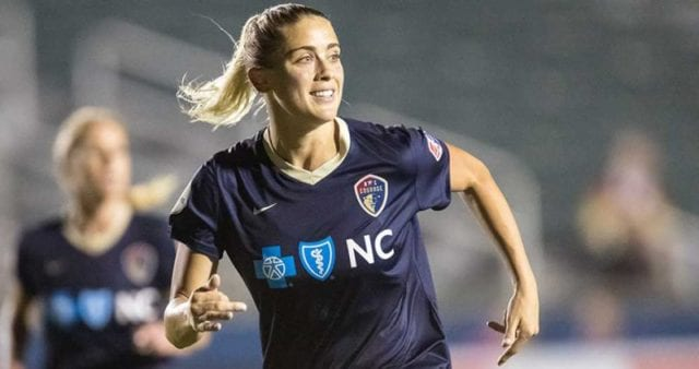 Abby Dahlkemper Bio, Stats, Current Teams, Salary, Height