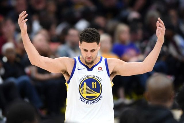 best loved 02628 1d747 Klay Thompson Net Worth, Biography, Stats, Career, Wife ...