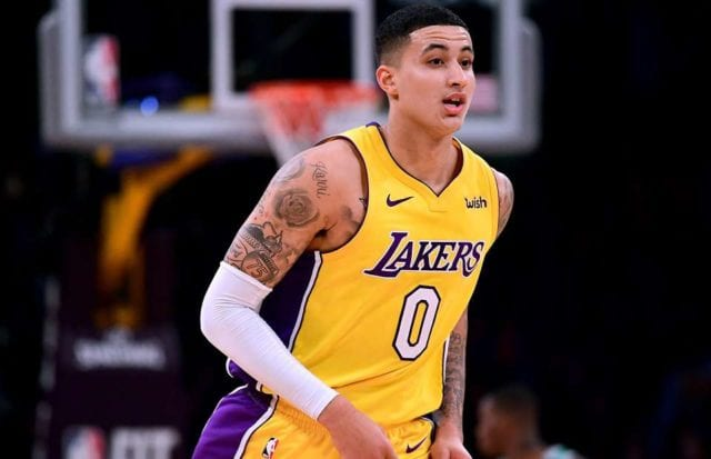 db16f9185 Kyle Kuzma is a notable American Born Basketball star that rose to glare of  publicity from his career with the Los Angeles Lakers. Having made the NBA  Draft ...