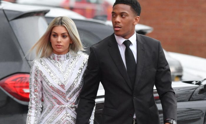 Melanie Martial Is Anthony Martial S Wife Intriguing Facts